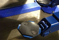 Auto Lift standard swivel pads for AL2-10KC-DTC