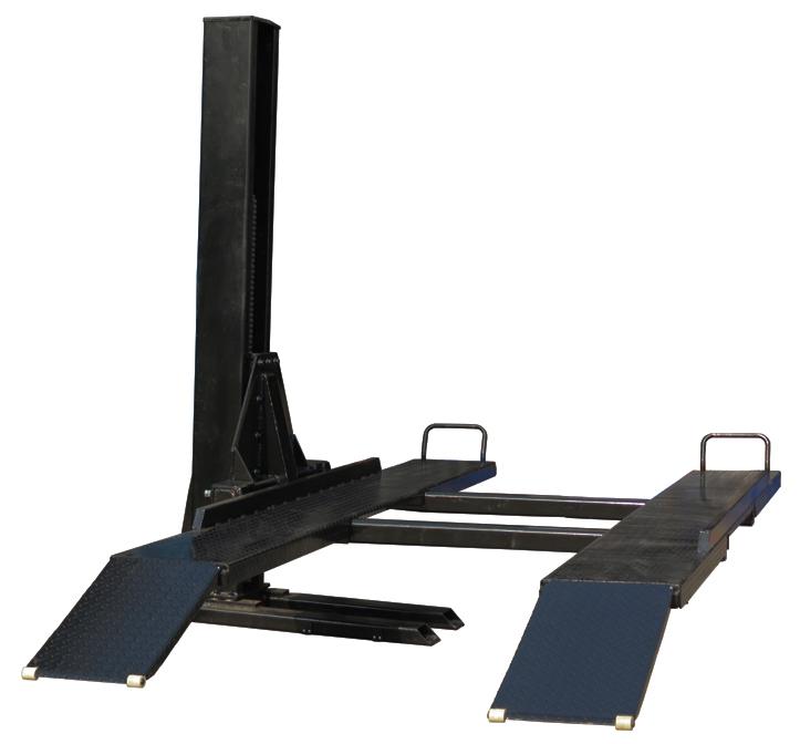 Auto Lift Al Sp 6k Ss 6 000 Lb Capacity Single Column