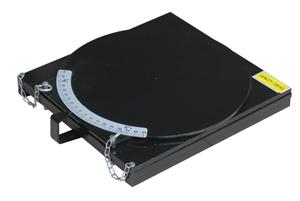 AL4-14K-A steel turn plate
